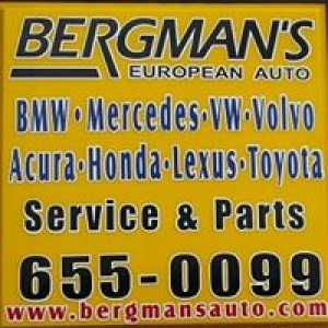 Bergman's European Autoworks