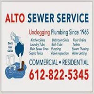 Alto Sewer Service