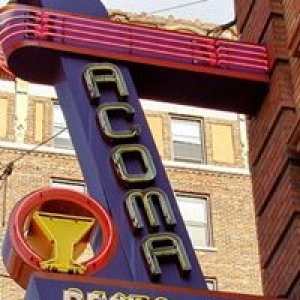 The Acoma Lounge