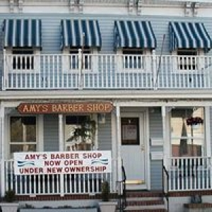 Amy's Barber Shop