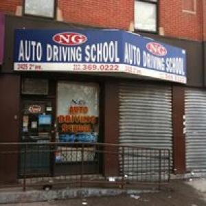 Ng Auto Driving School