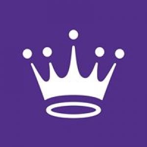 Hallmark Gold Crown
