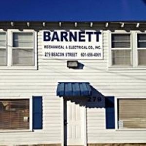Barnett Mechanical & Electrical Inc