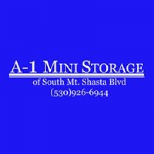 A-1 Mini Storage of S Mt Shasta