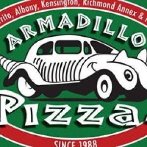 Armadillo Pizza