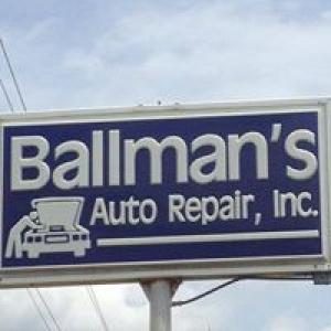 Ballman's Auto Repair Inc