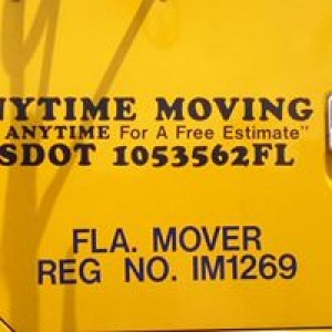 Anytime Moving Inc
