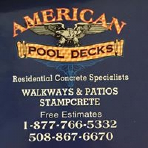 American Pool Decks