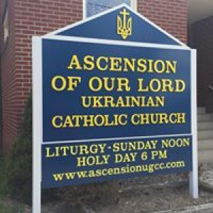 Ascension-Ukrainian Catholic Church