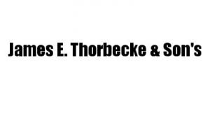 James E Thorbecke & Sons