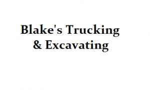 Blake Trucking & Excavating