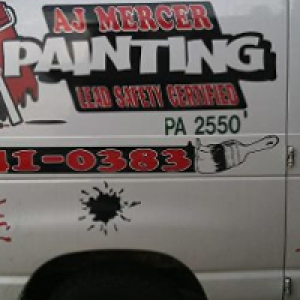 A J Mercer Professional Painting