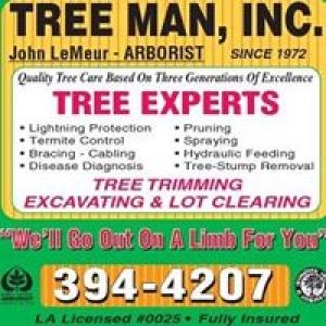 Tree Man Inc.