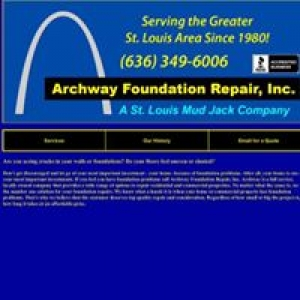 Archway Foundation Repair Inc