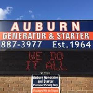 Auburn Generator & Starter Service