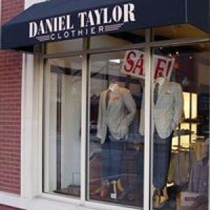 Daniel Taylor Clothier Inc