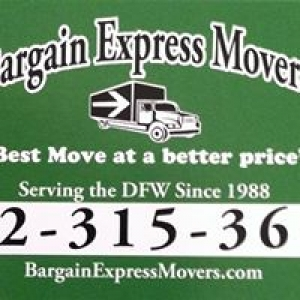 Bargain Express Movers