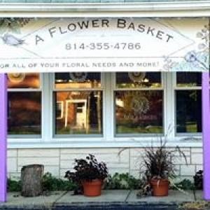 A Flower Basket