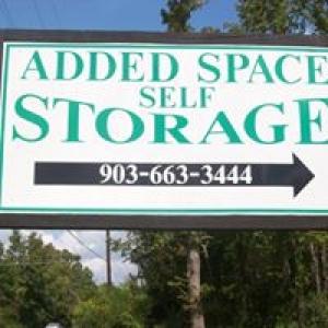 Added Space Self Storage