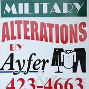 Alterations by Ayfer