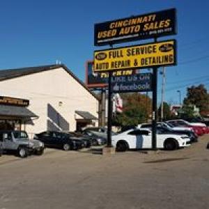Cincinnati Used Auto Sales