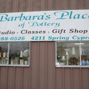 Barbara's Place of Pottery