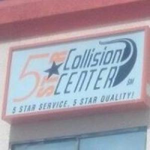 5 Star Collision Center
