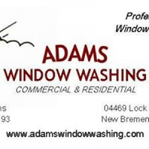 Adams Window Washing