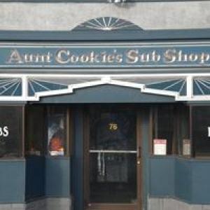 Aunt Cookies Sub Shop