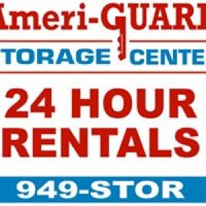 Ameri -Guard Storage Center