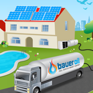 Bauer Oil Corp