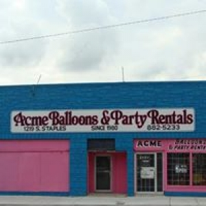 Acme Balloons & Party Rentals