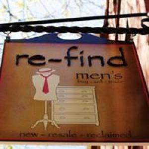 Re-find