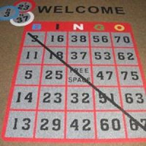 40 Et 8 Bingo Parlor