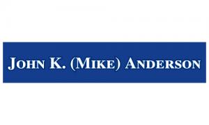 John K (Mike) Anderson