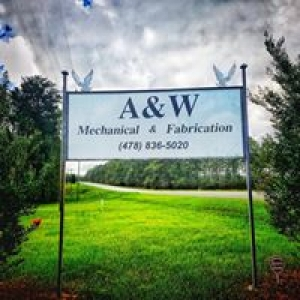 A & W Mechanical & Fabrication Inc