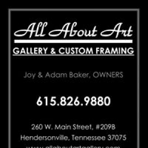 All About Art Gallery and Frame