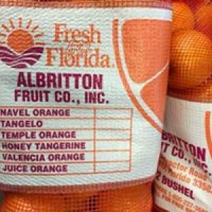 Albritton Fruit Co