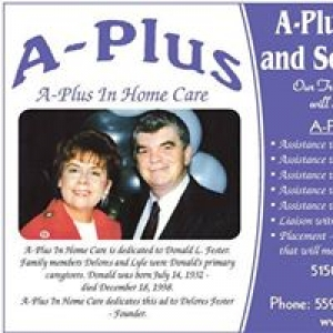 A-Plus In Home Care