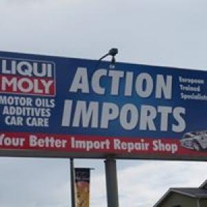 Action Imports Repair Inc
