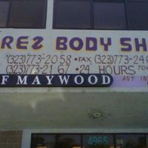 Perez Body Shop