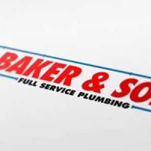 Baker & Sons Plumbing Inc
