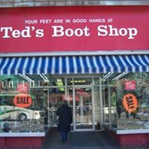 Ted's Boot Shop