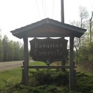 Bavarian Campsite