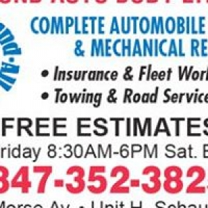 All Around Auto Body LTD