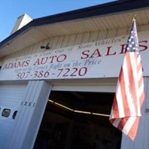 Adams Auto Sales