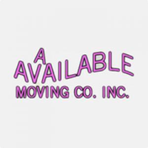 A-Available Moving Company
