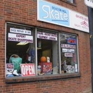 Beacon Hill Skate Shop
