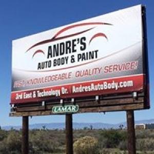 Andre's Auto Body & Paint