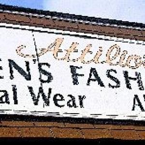 Attilio's Men's Clothing